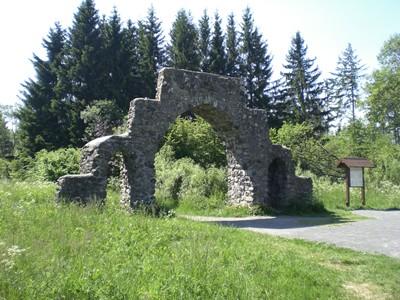 Schwarzes Moor Tor