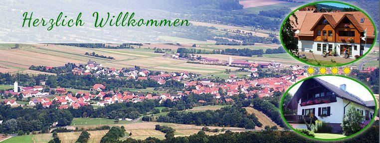 Ferienwohnungen Räder Bischofsheim Rhön