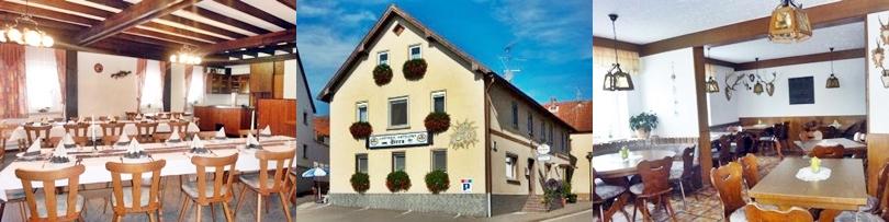 Gasthof & Pension Stern Weisbach