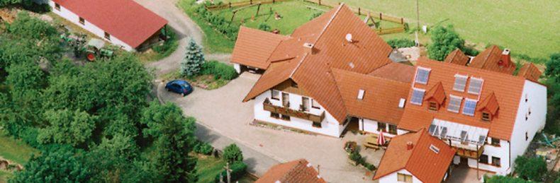 Ferienhof Hillenberg Rhön