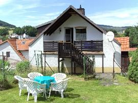 Ferienhaus Rosi Haselbach Rhön