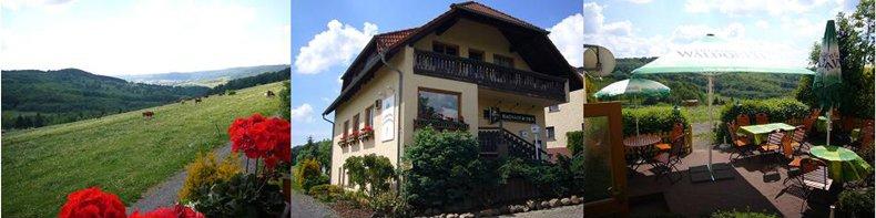 """Landgasthof & Pension """"Rhönstübchen"""" Rhön"""