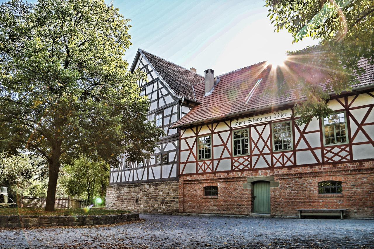 Freilandmuseum Fladungen Rhön