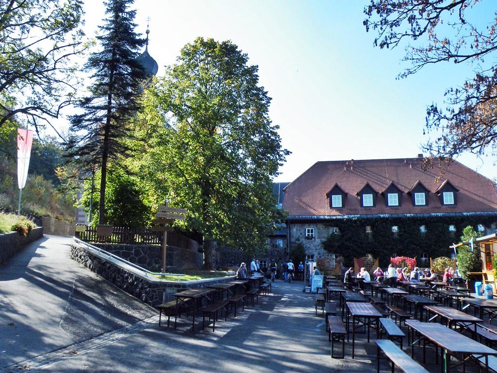 Biergarten Kloster Kreuzberg