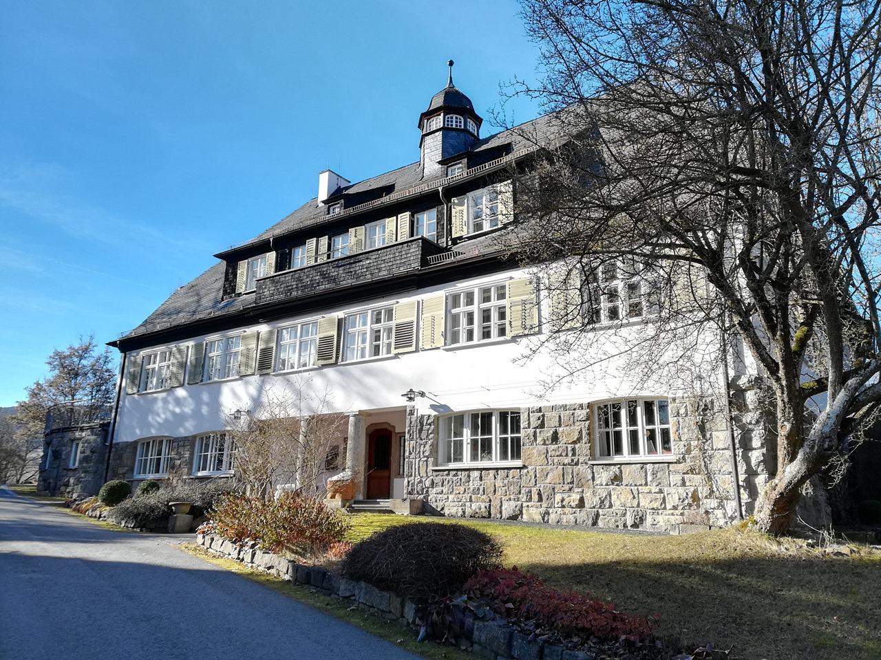 Villa Osterburg Bischofsheim