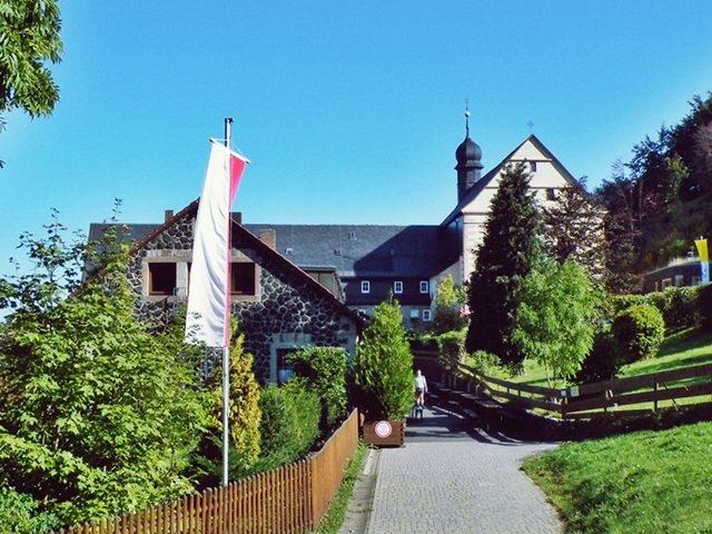 Kloster Kreuzberg Rhön