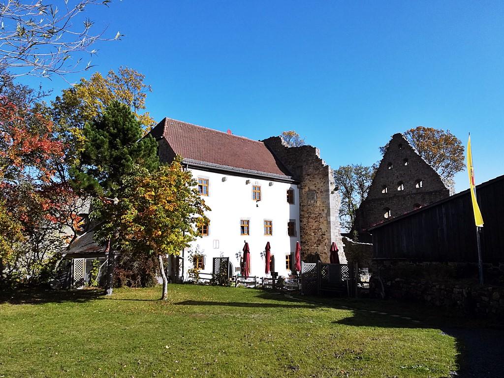 Lichtenburg Ostheim vor der Rhön