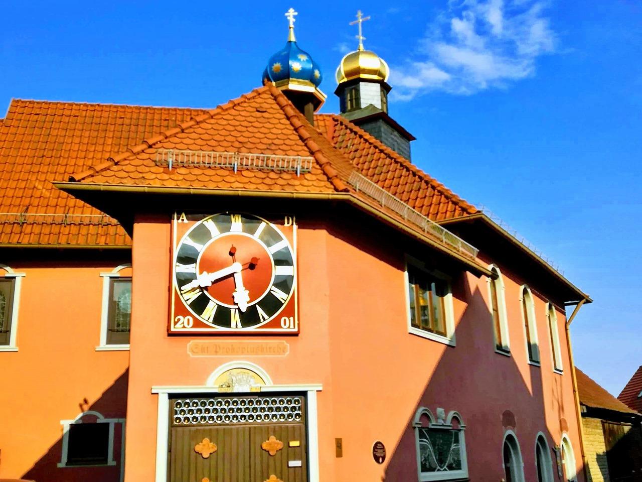 Orthodoxe Kirche Bischofsheim Rhön