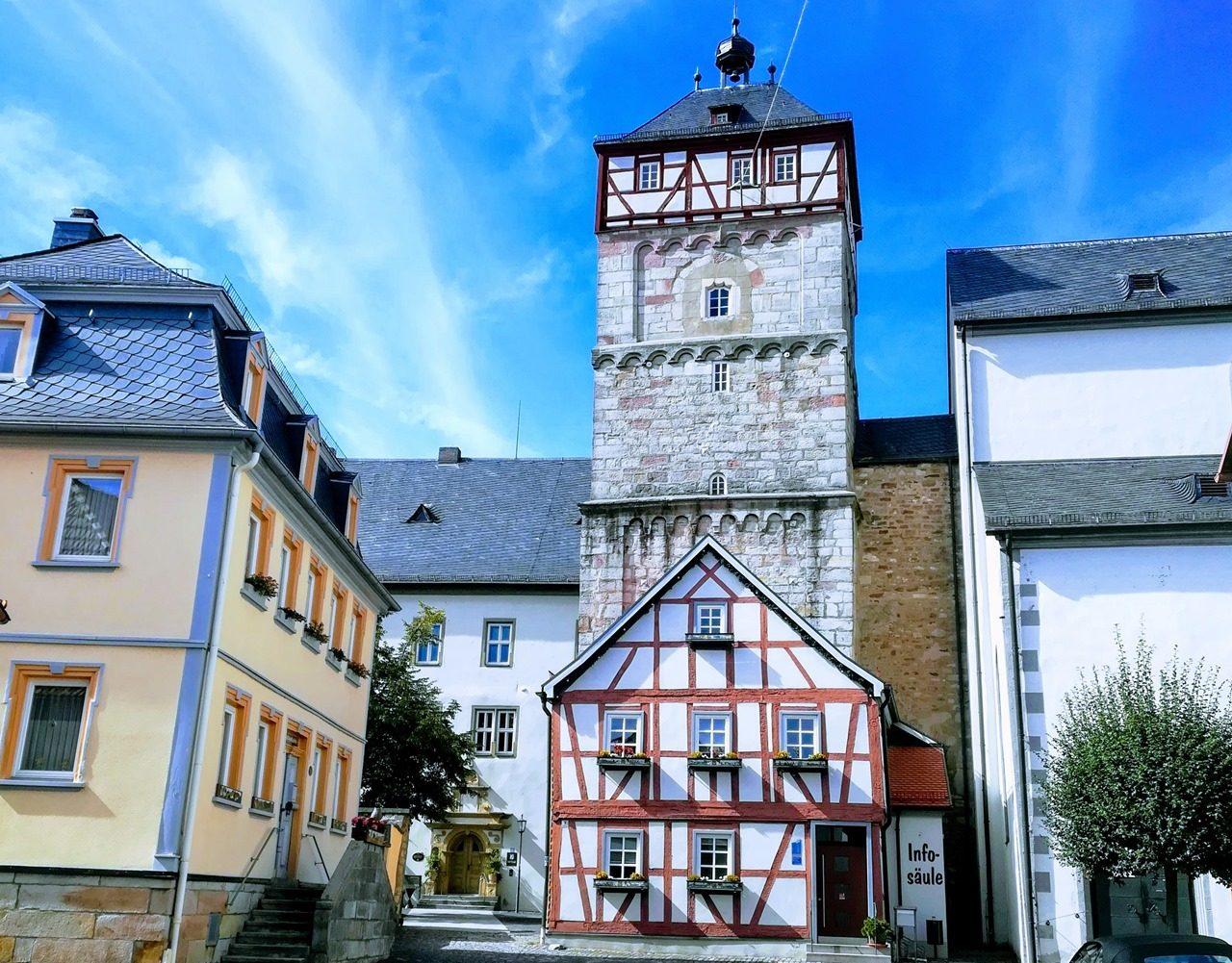 Stadtturm Bischofsheim Rhön