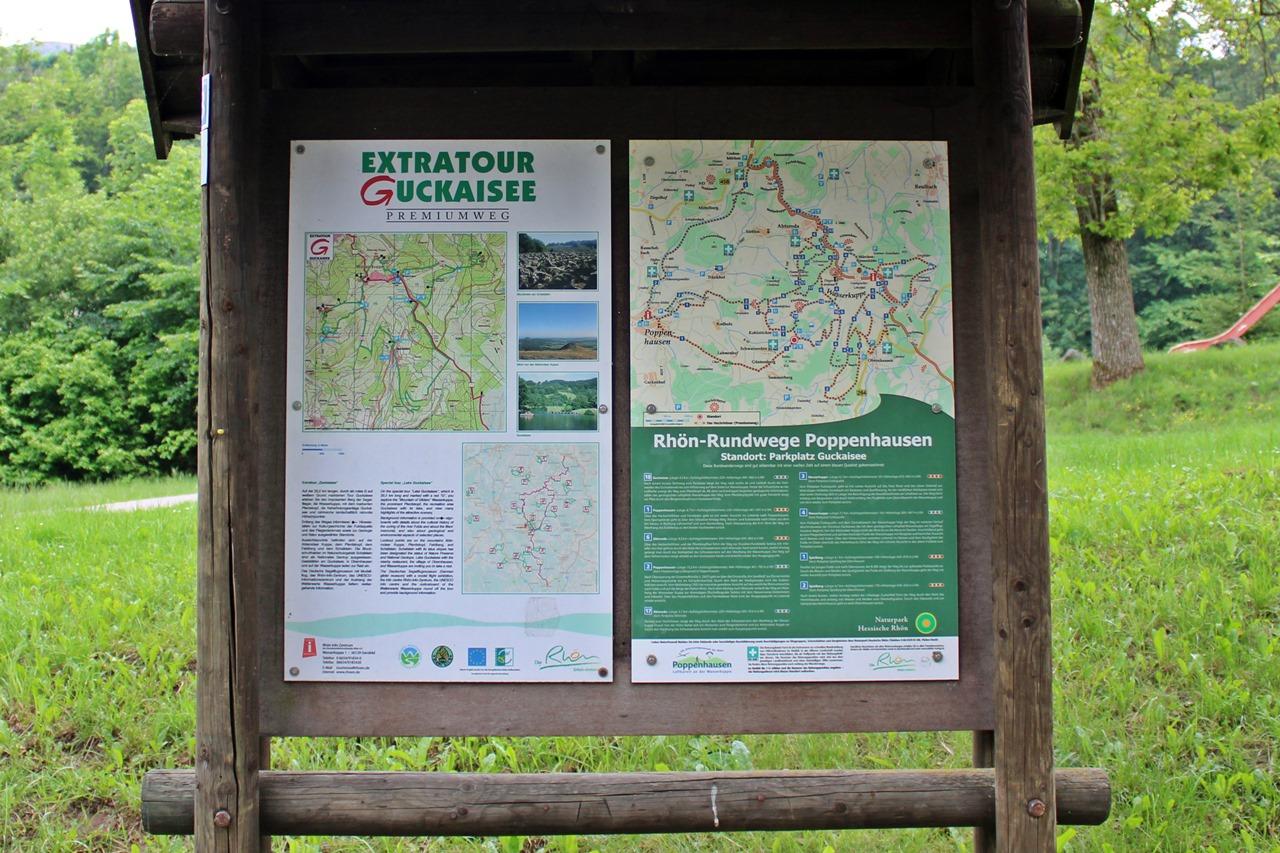 Extratour Guckaisee