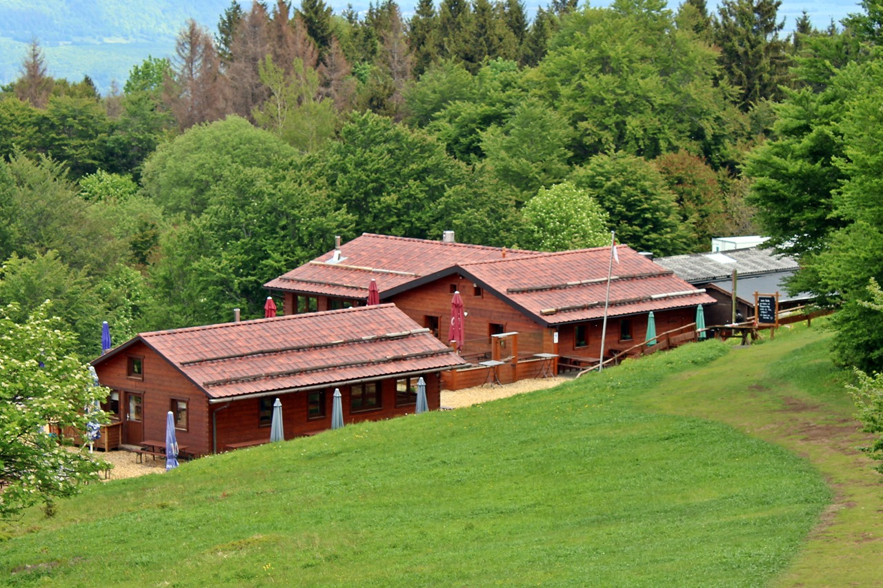 Gemündener Hütte am Kreuzberg