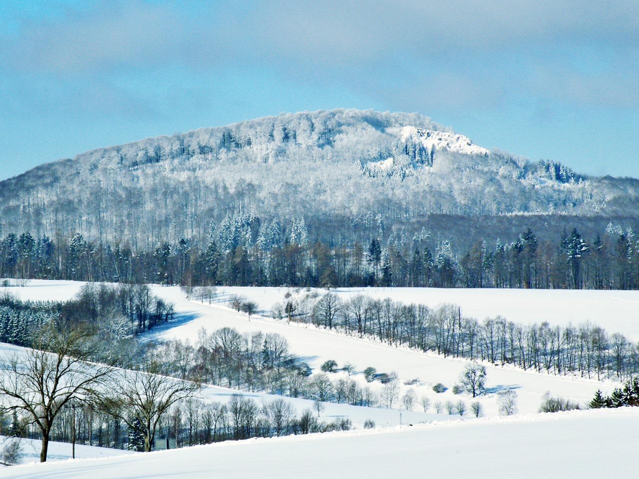 Großer Nallenberg Winter