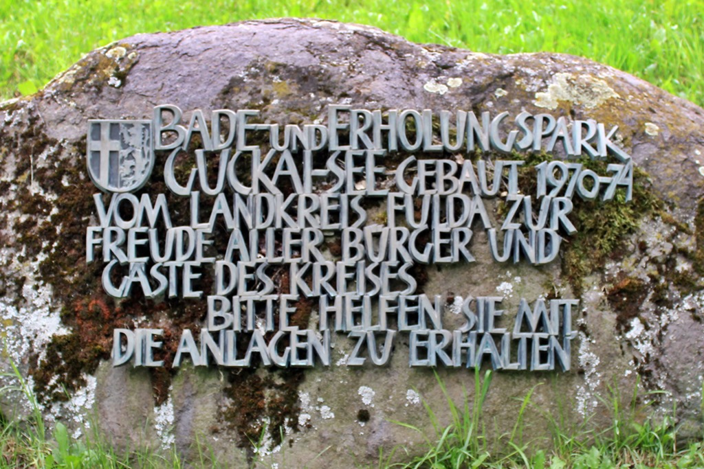 Guckaisee Rhön