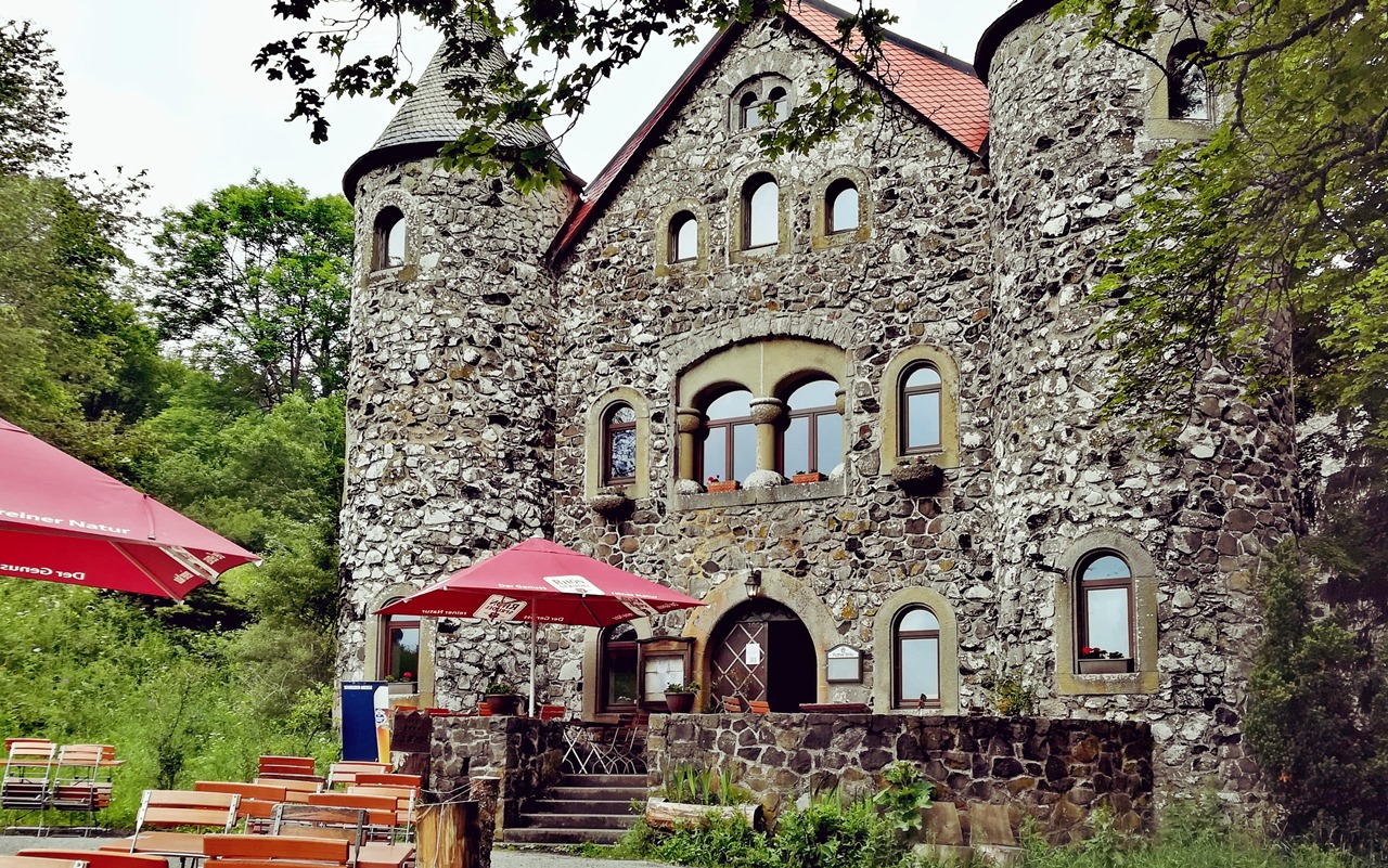 Jagdschloss Holzberghof