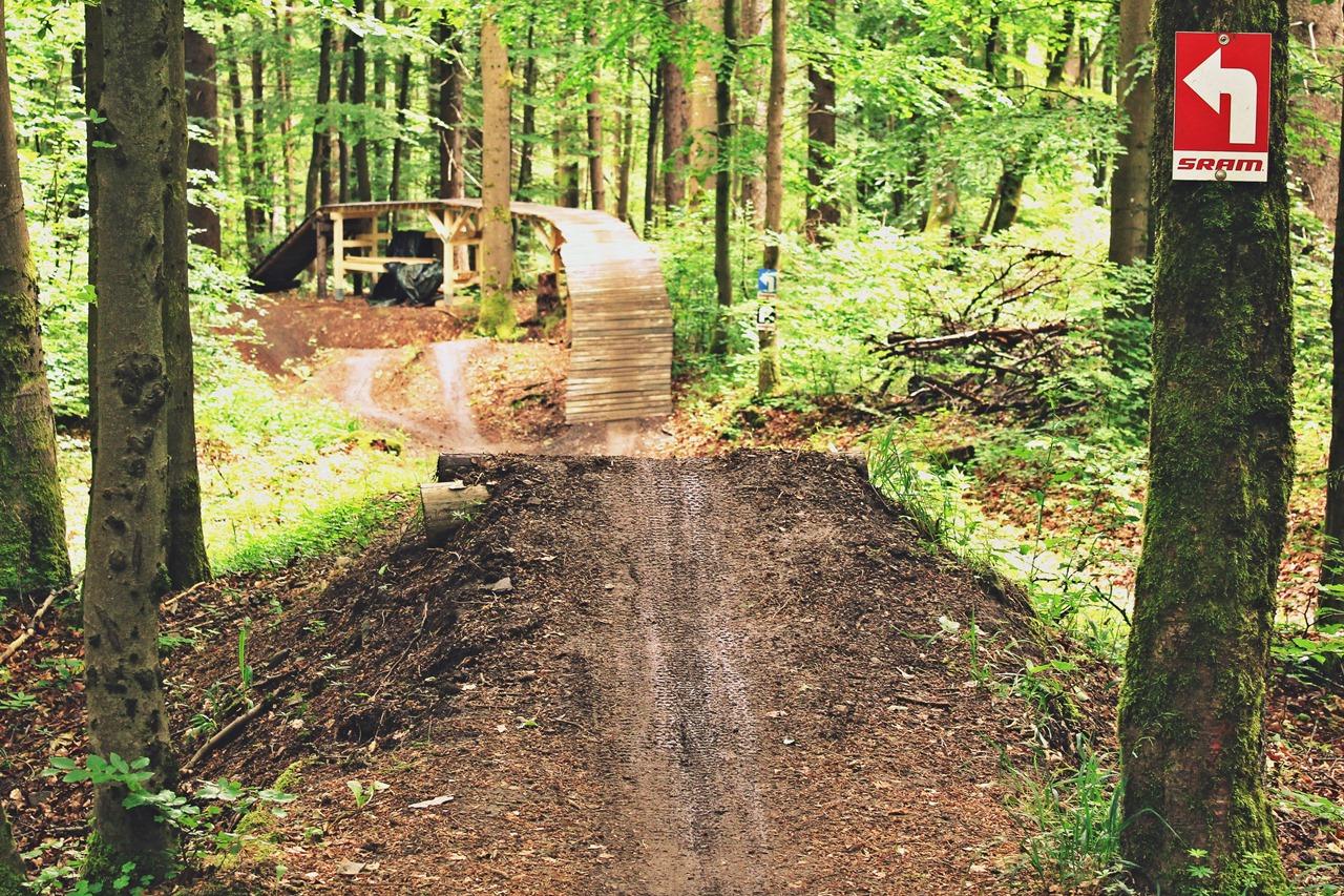Mountainbike Trail Rhön