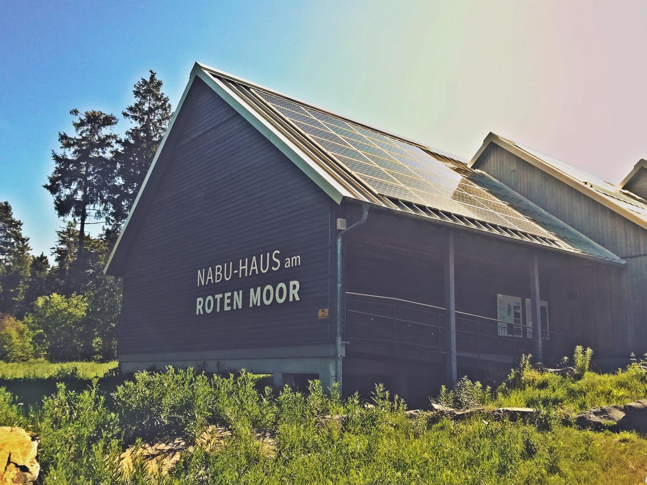 NABU Haus am Roten Moor