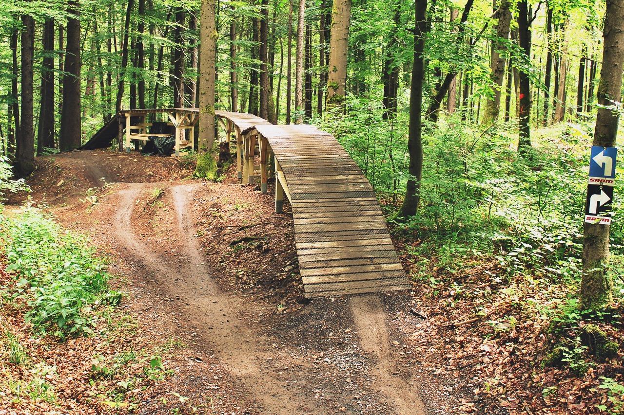 Single Trail Kreuzberg Rhön