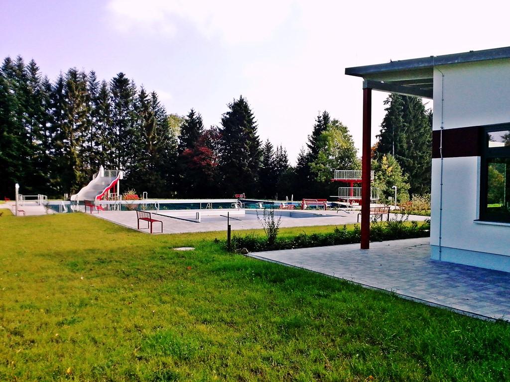 Schwimmbad Bischofsheim Rhön