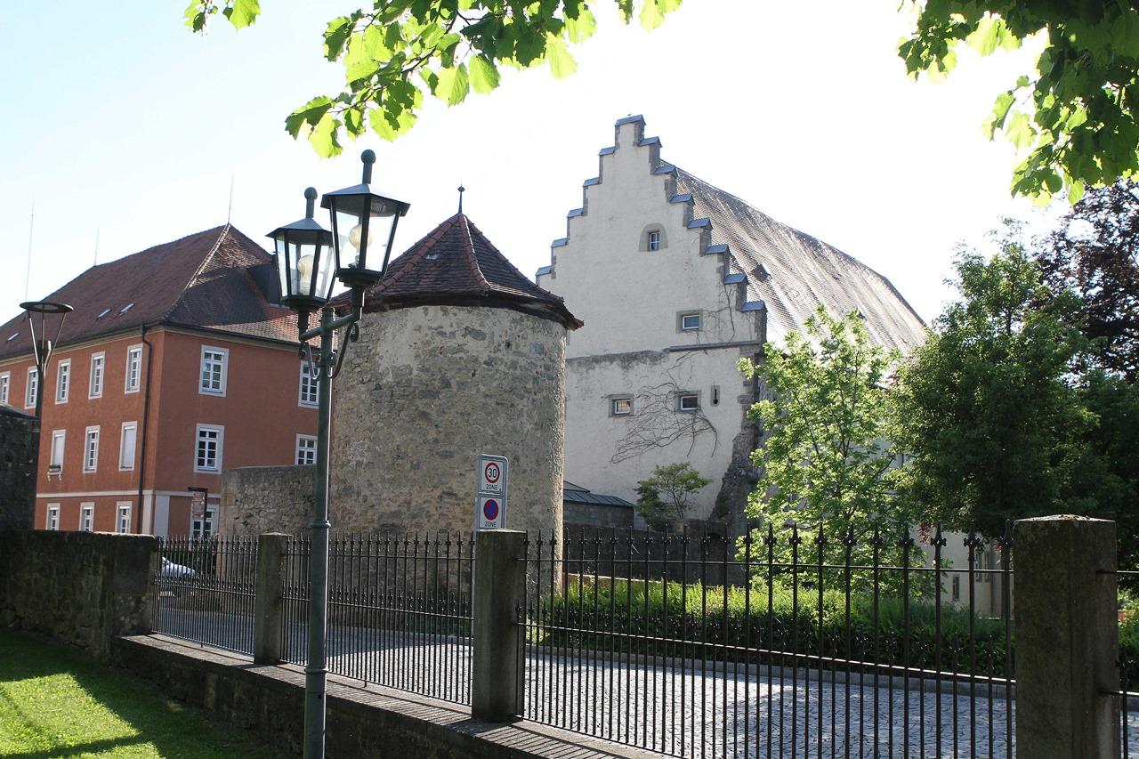 Altes Schloss Mellrichstadt
