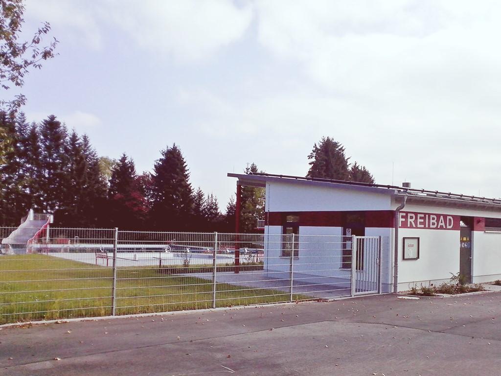 Freibad Bischofsheim Rhön